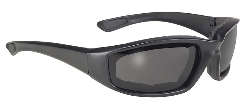 KD/'s Pacific Coast Sunglasses Rumble Classic Smoke Black 4450