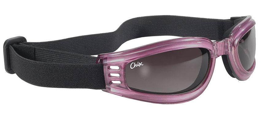 Chix Nomad Goggle - Gradient Smoke/Purple 4520