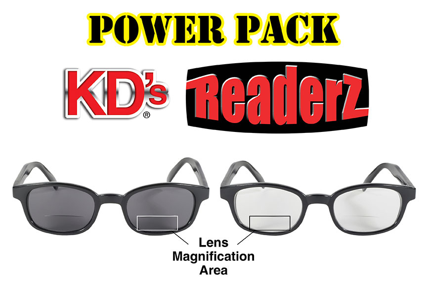KD's Readerz Power Pack