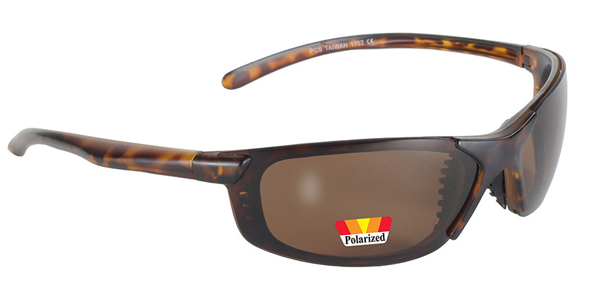 Meridian - Brown Polarized/Tortoise Frame 1702