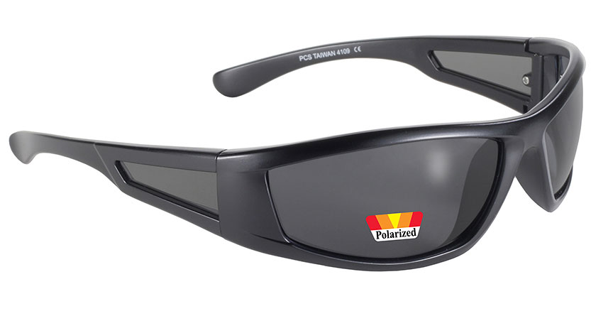 Roadstar - Polarized Grey/Black 4109