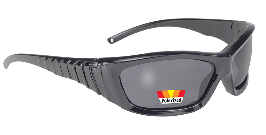 Viper - Polarized Grey/Black 4389