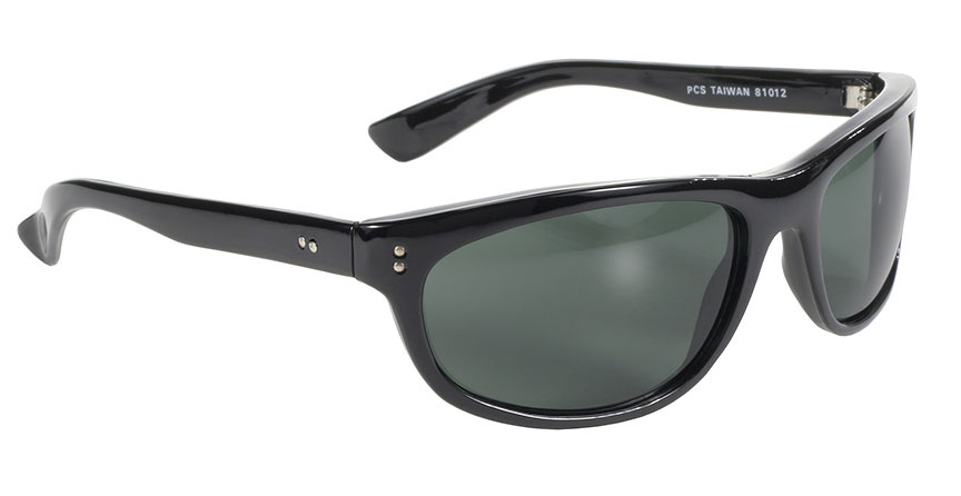 Dirty Harry - Grey Green Lens/Black 81012