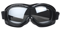 Airfoil 9300 - Smoke Silver - Can Be Worn Over Eyeglasses!