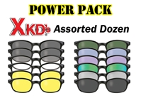 12 Pair X-KD'S 1002 Power Pack