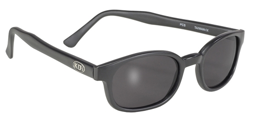 X - KDs - 11120 Matte Black/Dark Grey Lens kds, 2126