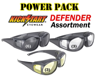 Defender Power pack