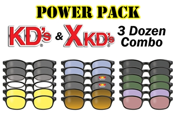 KDs & X-KDs Power Pack