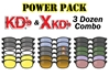 KD's & X-KD's Power Pack