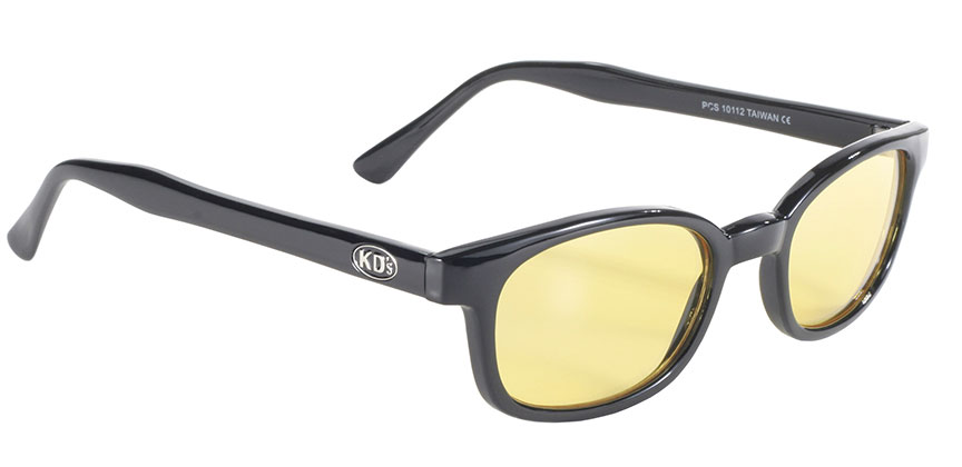 X - KDs - 10112 Yellow Lens kds, 10112