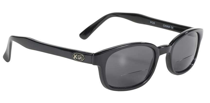 X-KD Readers Smoke Lens 2.50 kds, 28150