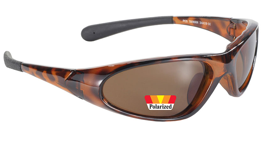 Blaze - Polarized Brown/Tortoise 34419