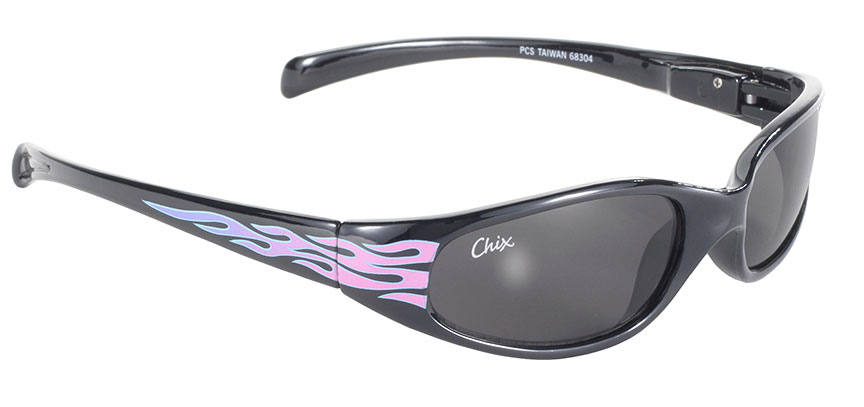 Chix Heavenly Flame - Smoke/Black 68304