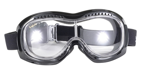 Airfoil 9305 - Clear -         Can Be Worn Over Eyeglasses! Fit over goggle, best fit over goggle, Airfoil Fit Over Goggle, motorcycle goggles, goes over prescription glasses